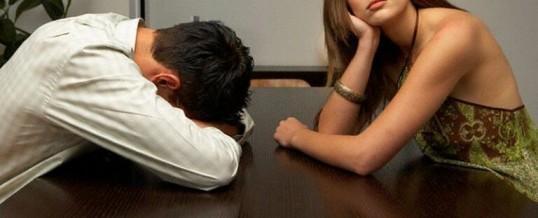 Agresif Eş Boşanma Davası
