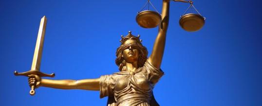 Adaletin Sembolü Kadının Elinde Neden Terazi, Kitap, Kılıç var?