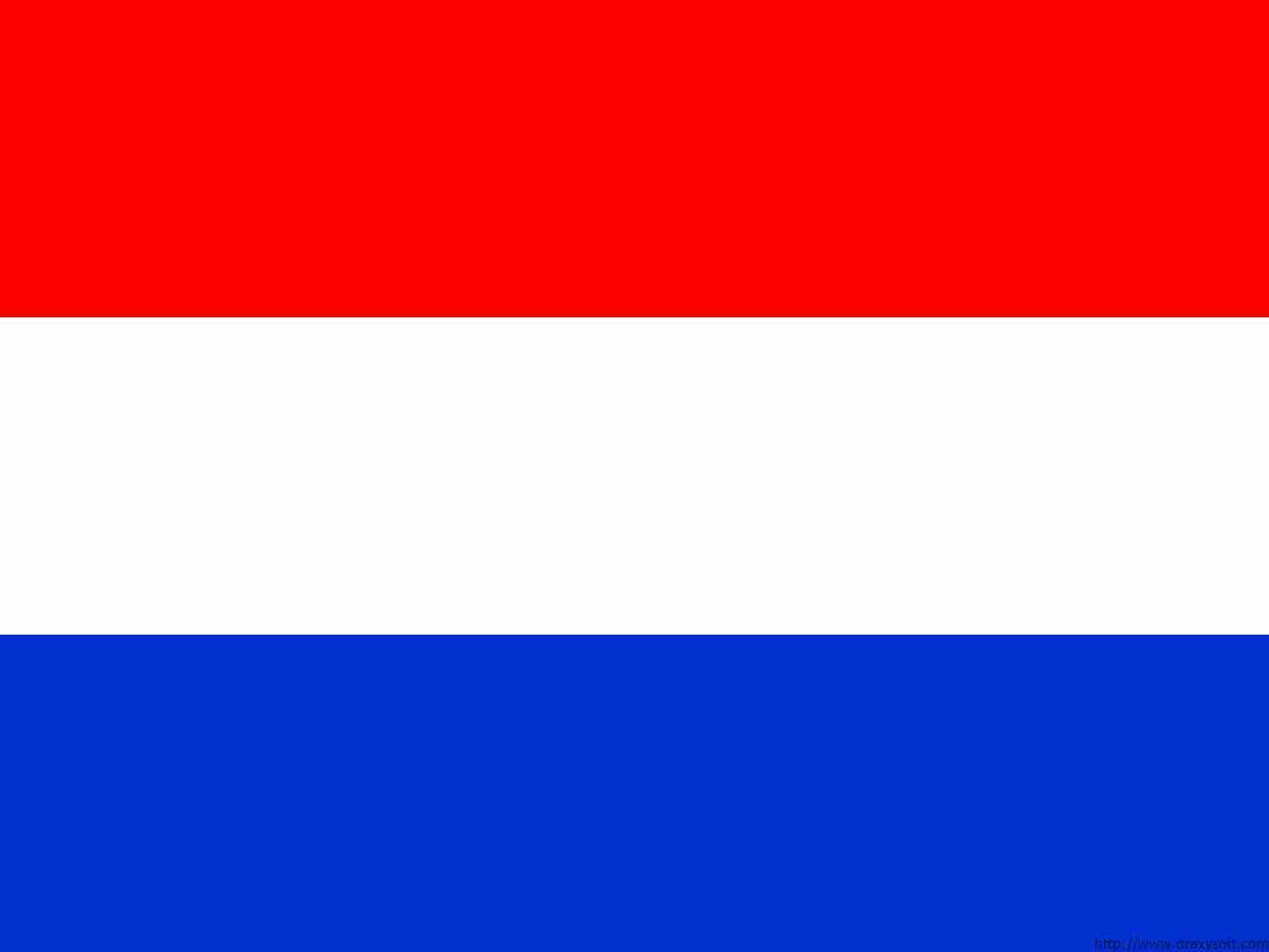Hollanda bayrağı, Netherlands, Hollanda boşanma