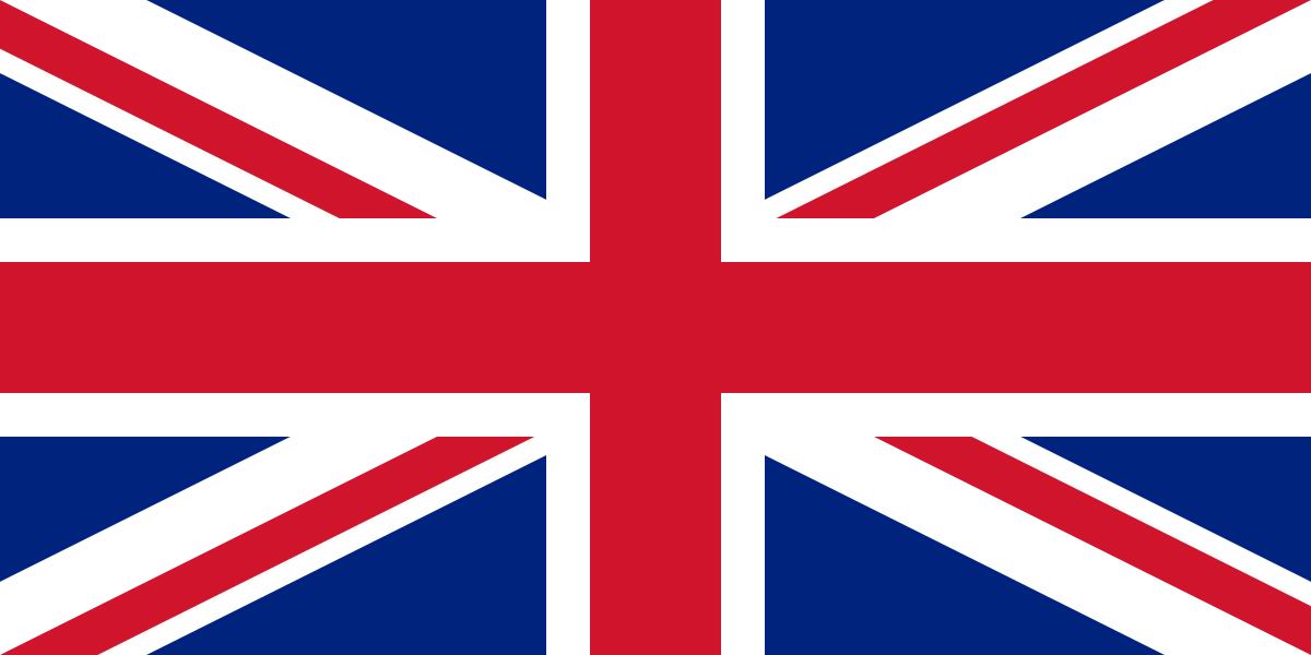Birleşik Krallık bayrağı, United Kingdom flag